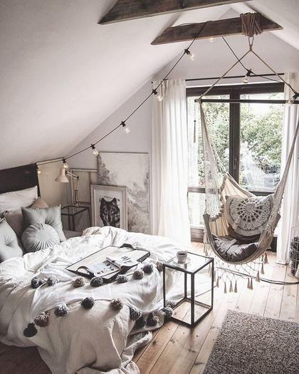 Ένα θηλυκό boho σπίτι με θετική ενέργεια #SlowLiving | deco , υπέροχα σπίτια | ELLE