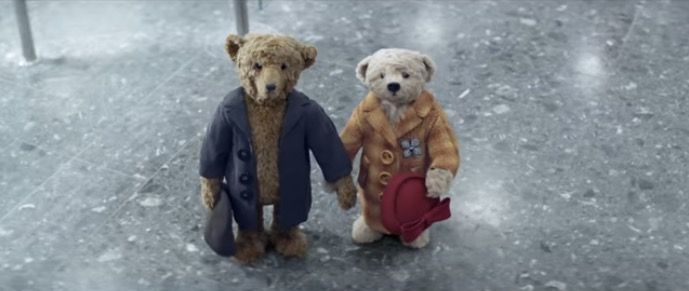 Heathrow Airport has released its first ever Christmas advert