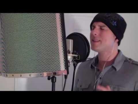 Love The Way You Lie part 2 live grammys - J Rice (lyrics) Eminem Rihanna cover
