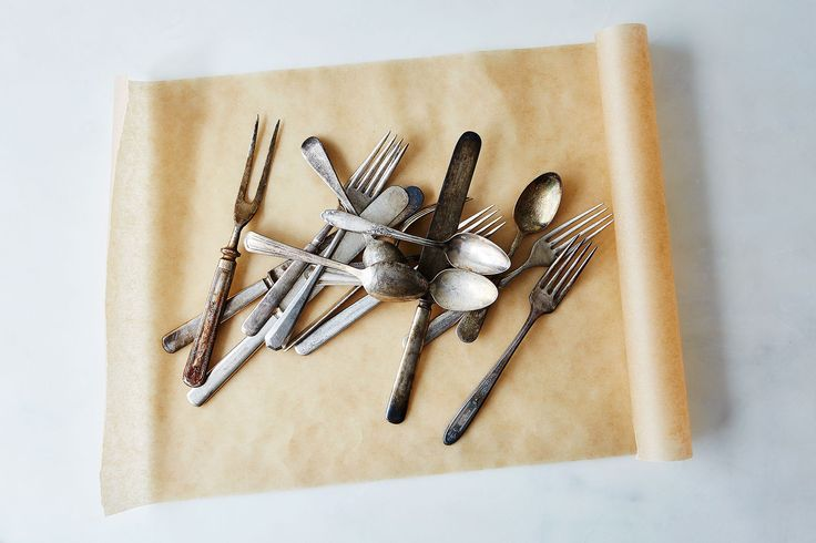 The Best Way(s) to Clean Silver on Food52