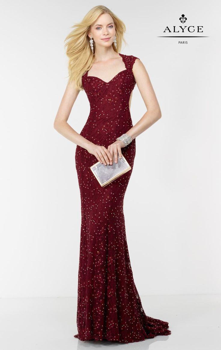 Alyce Paris 6586 | Bodycon Prom Dress