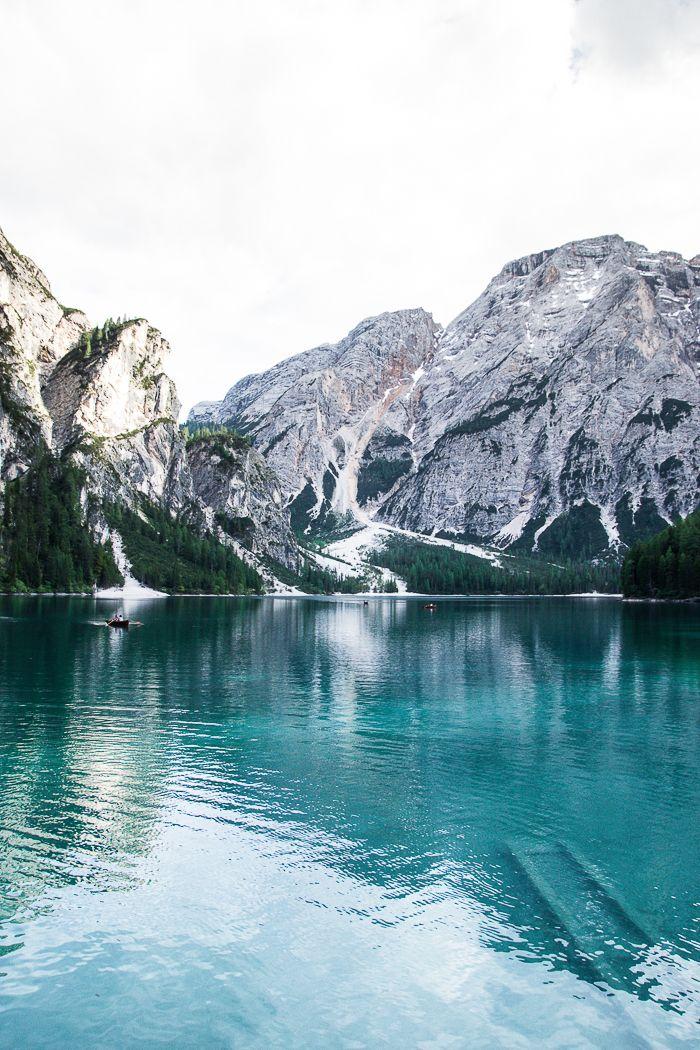 Der Pragser Wildsee in Südtirol: Ein Stück Kanada in Europa!