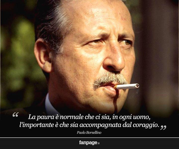 ....Paolo borsellino...