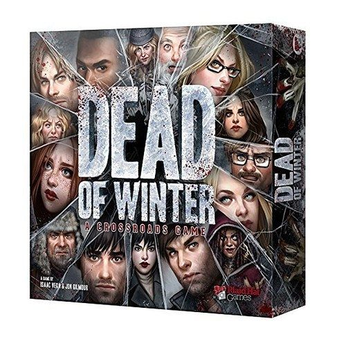 Dead of Winter | 26 Board Games You Have To Play Before You Die