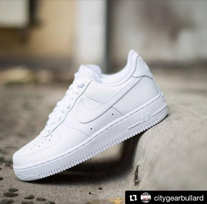 When In Doubt Go With The Classics Pick Up Your Pair Of Nike Af 1 S In Store And Online At Citygear Com Nike Shoes Air Force White Nike Shoes Nike