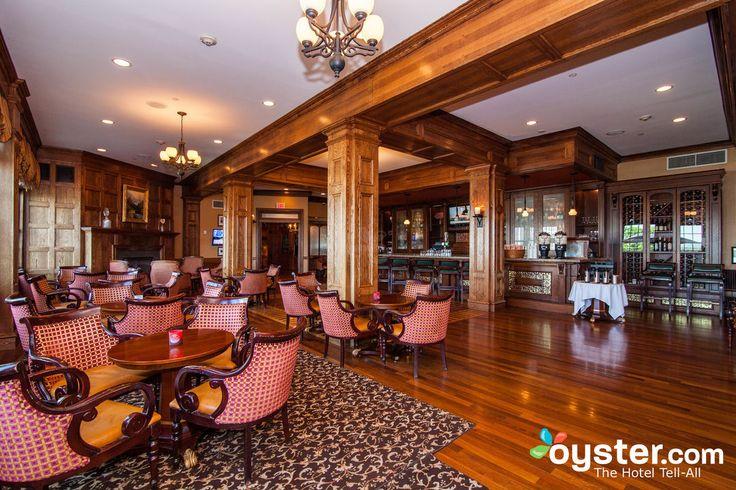 Caldwell's Lobby Bar at The Sagamore Resort