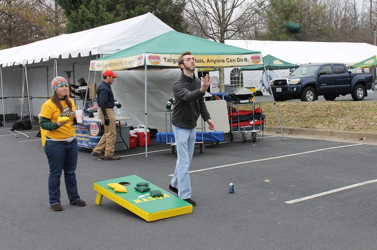 We power-ranked 12 tailgating games from flip cup to KanJam