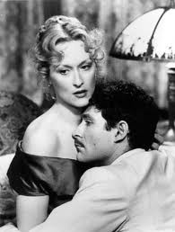 """Sophie's Choice""-Meryl Streep and Kevin Kline"