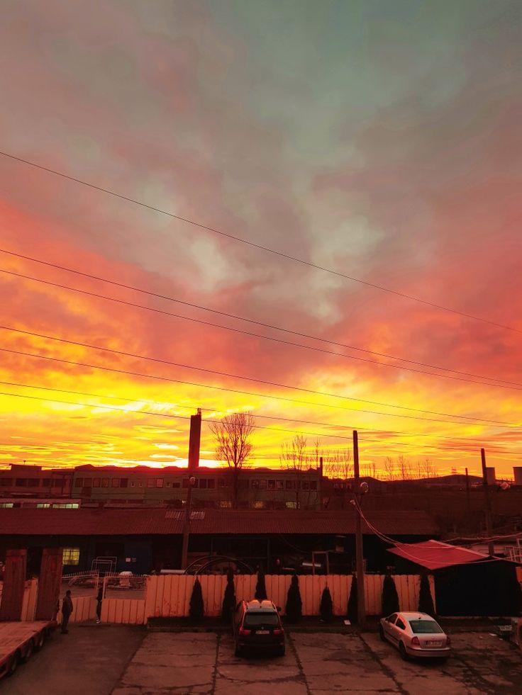 #Oradea #sunrise