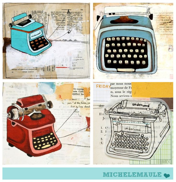 17 Best images about Typewriter Art on Pinterest ...
