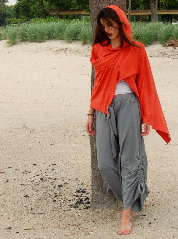 I'm looking for some comfy pants... #organic #handmade