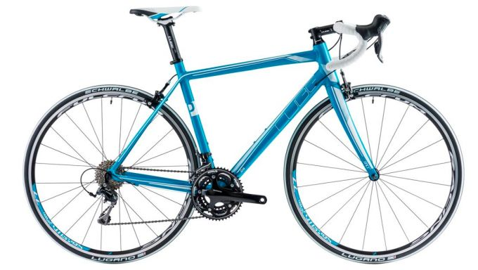 Cube Axial WLS Pro Ladies Road Bike 2014: A great lightweight design road bike. May already have seen this one £899