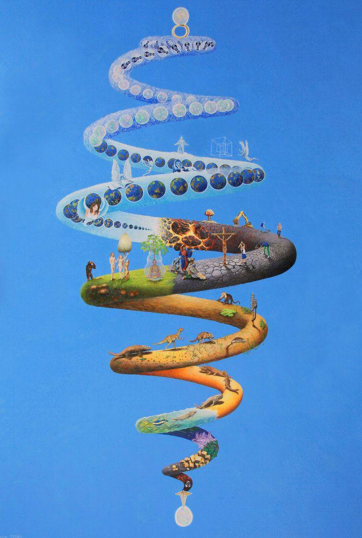 "Adrian Salamandre ""Evolution"" (mobile)"