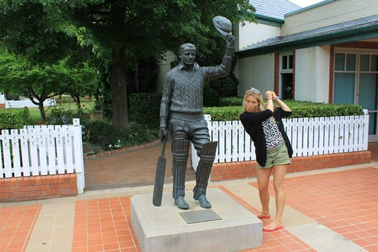 Bradman Museum & International Cricket Hall Of Fame in Bowral, NSW