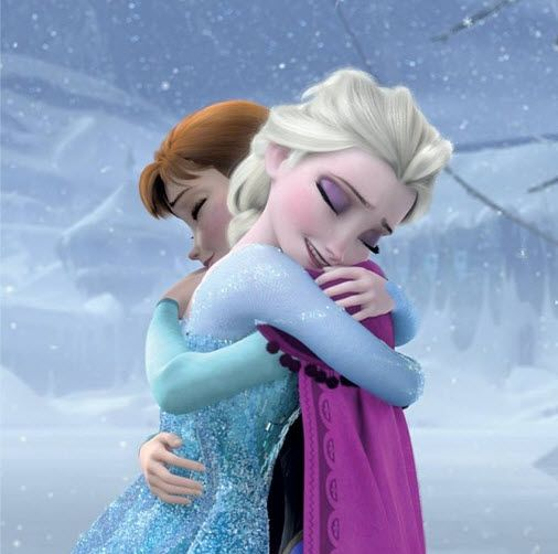 "Disney's ""Frozen"" Won A Golden Globe Award January 12, 2014"