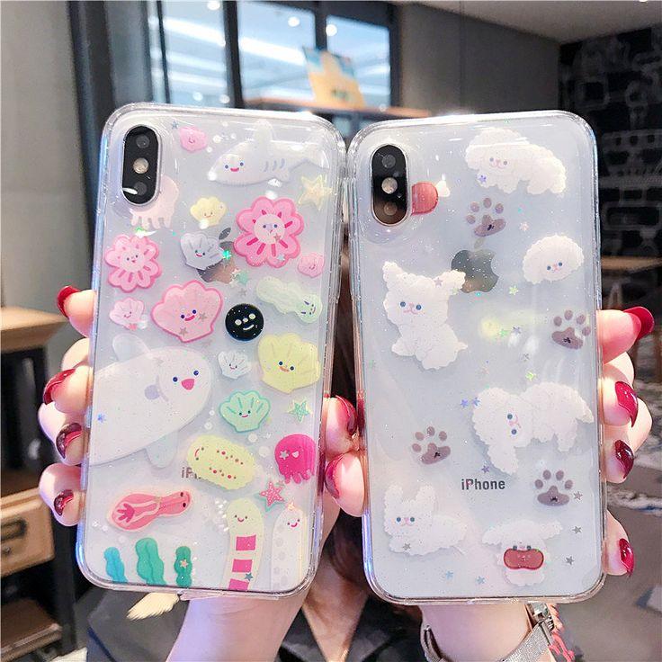 Insnic cartoon cute iphone case in 2020 diy iphone case