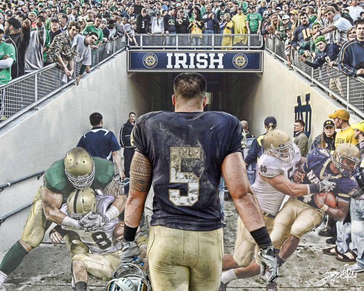 17 best images about notre dame foot ball on pinterest - Notre dame football wallpaper ...