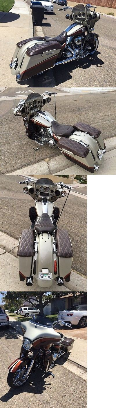 Motorcycles: 2011 Harley-Davidson Touring Harley Davidson Cvo Street Glide Screaming Eagle 110 -> BUY IT NOW ONLY: $20800 on eBay! #harleydavidsonstreetglidecvo