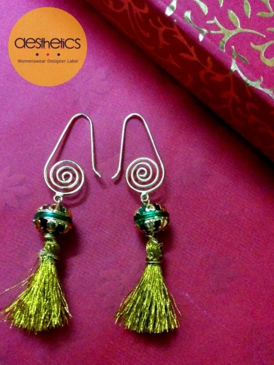 Shopo.in : Buy Handcrafted Earrings online at best price in Ahmedabad, India