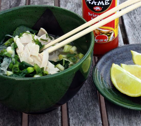 Turkey pho, another recipe for your Thanksgiving leftovers.