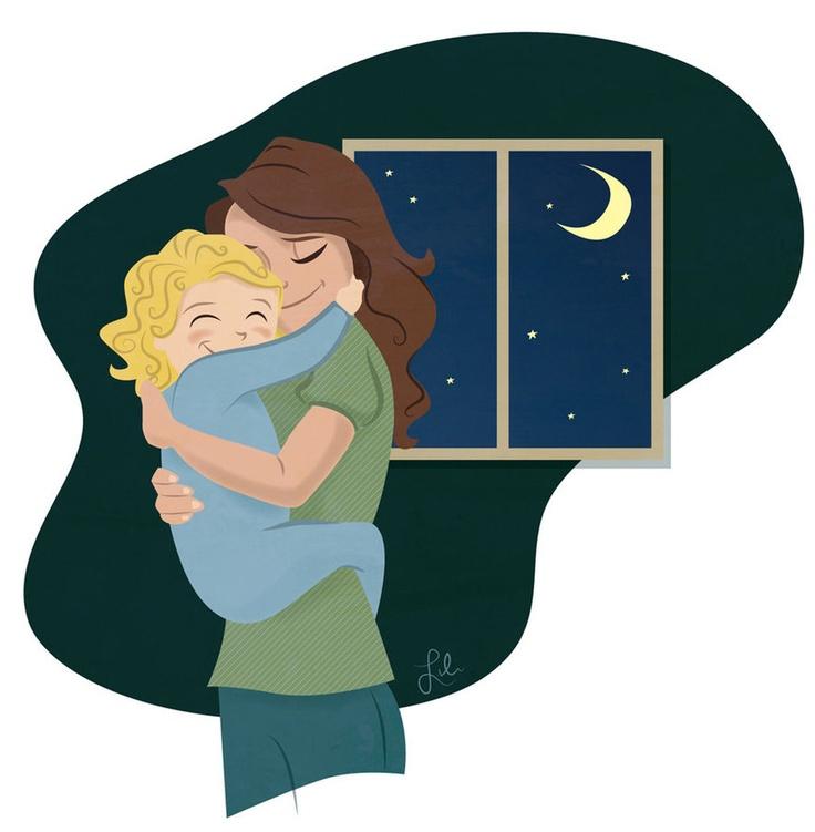 Good Night Hug...:)