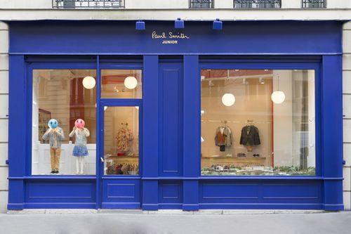 Paul Smith Junior - Paris