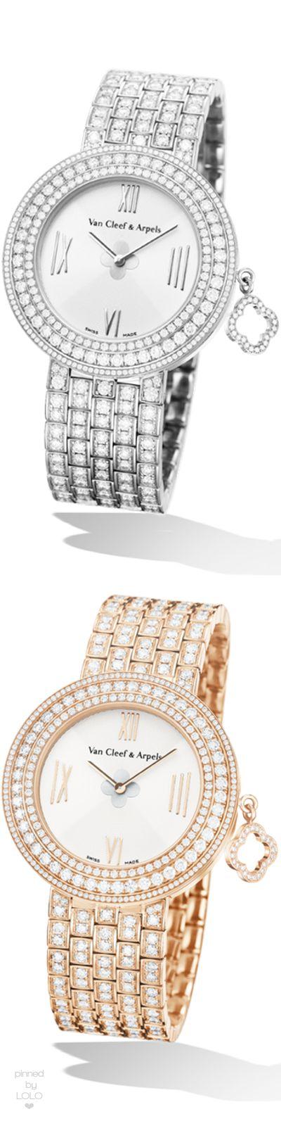 Van Cleef & Arpels Watches | LOLO❤︎