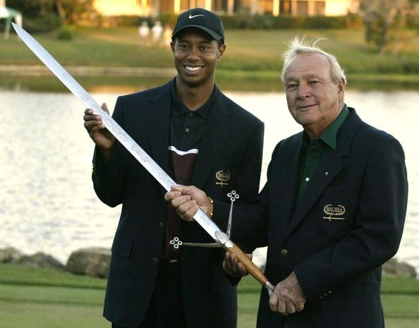 Tiger Woods' Wins at Bay Hill and the Arnold Palmer Invitational: 2002 Bay Hill Invitational