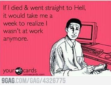 Reasons I Hate My Job