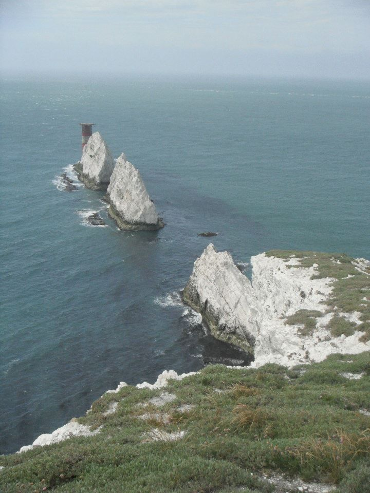 The Needles, Isle of Wight © National Trust