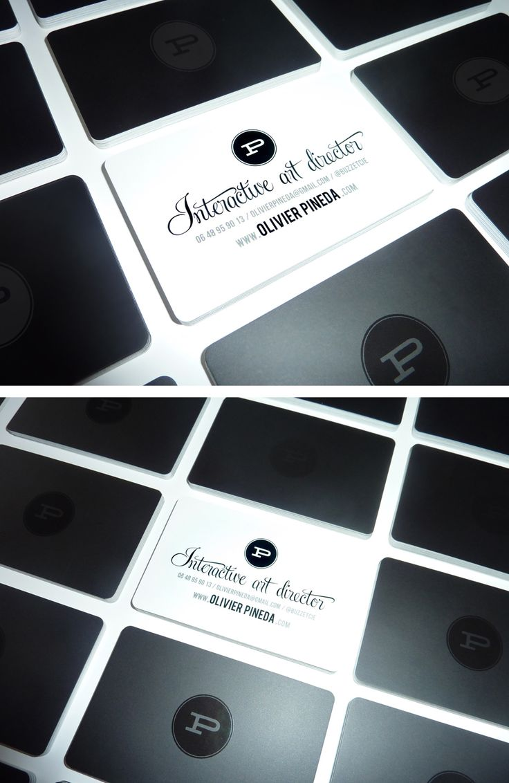 40 New Business Card Designs Released this Month of August