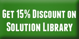 Get 15% discount on Solution Library.