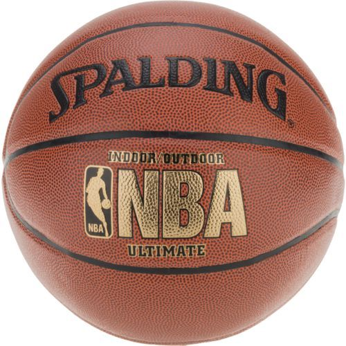 Spalding NBA Ultimate Basketball - Basketball Accessories at Academy Sports