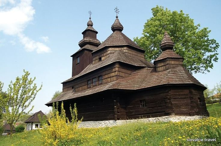 Wooden church Nová Sedlica