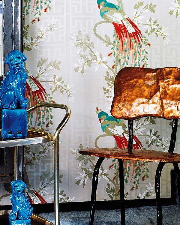 Funky wallpaper home decor 28 images 76 best home for Funky home decor