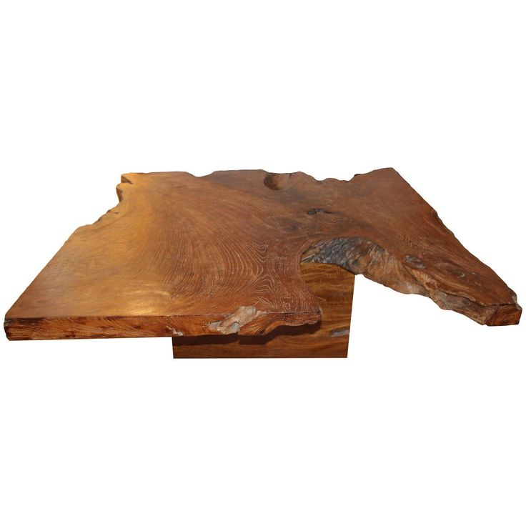 Grate Teak Coffee Table: 535 Best Images About WOOD SLABS: A GIFT FROM NATURE On