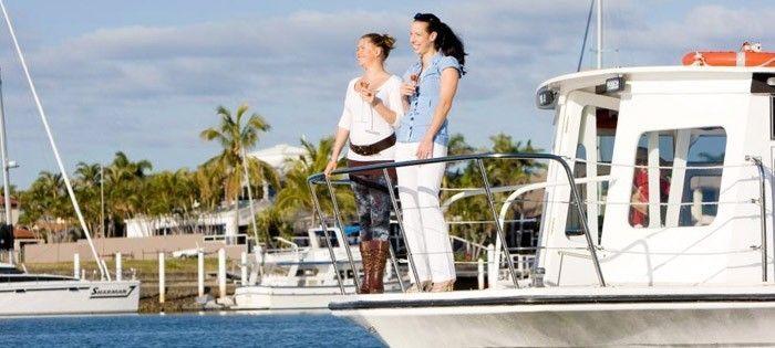 Top 10 Things to do Sunshine Coast 7 Surrounds: #8 Take a Cruise with Coastal Cruises Mooloolaba