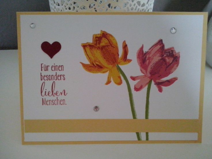 stampin sale - a - bration 2015 Lotus Blossom