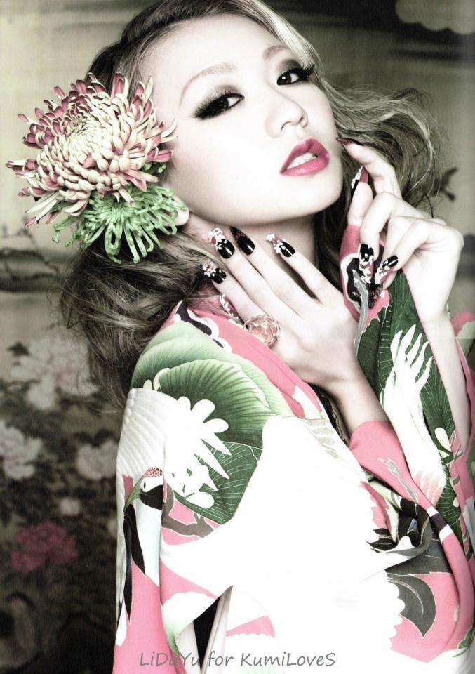 Koda Kumi.. J-Pop Queen