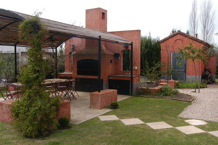 Arquitectura - Paisajismo - Ricardo Pereyra Iraola - Buenos Aires - Argentina - Quincho - Casa