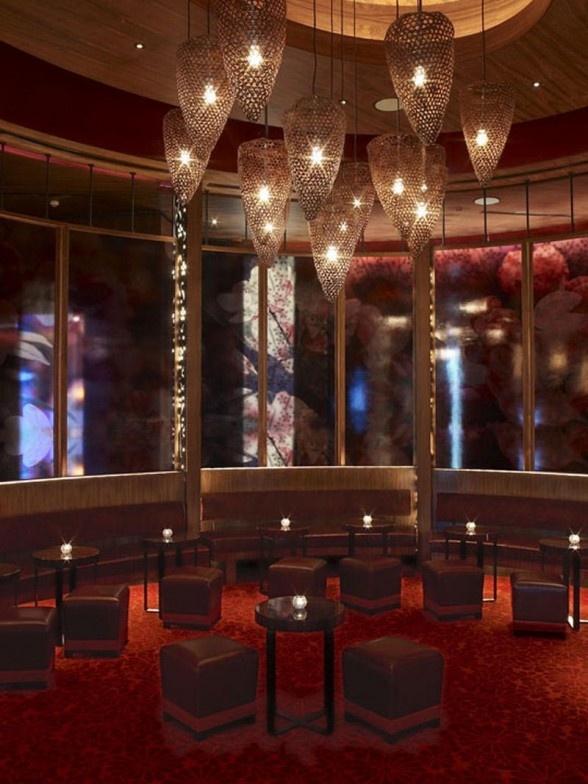 Restaurant Interior Design Ideas 30 restaurant interior design color schemes restaurant interior design color schemes 30 restaurant interior design color Nobu Restaurant Interior Design Rockwell Group In Dubai