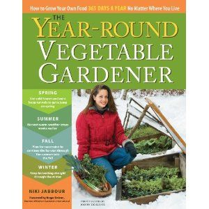 Book Club:  three reviewers weigh in on the Year-Round Vegetable Gardener plus share the projects they tried - cold frame, interplanting, cloches, and hoop house! #garden #vegetables