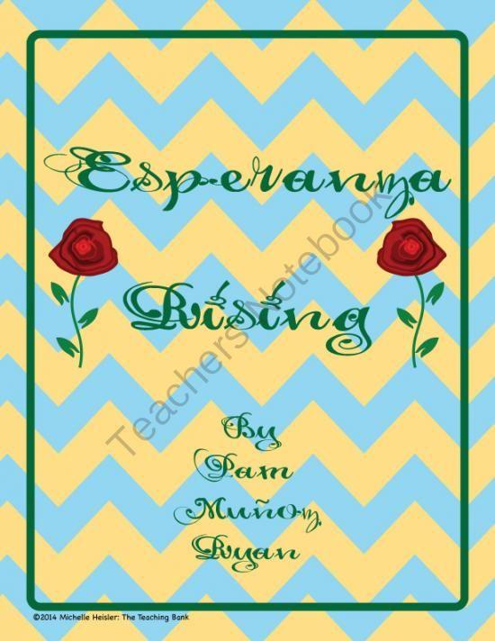 Esperanza Rising Vocabulary & Assessment Packet from The Teaching Bank on TeachersNotebook.com -  (51 pages)  - Esperanza Rising Vocabulary & Assessment Packet