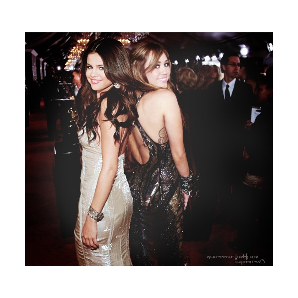 Jolene Backyard Sessions: Miley Cyrus And Selena Gomez Liked On Polyvore