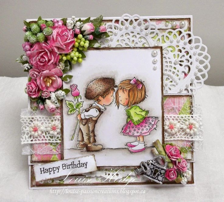 LOTV - Close Your Eyes with Perfect Pair paper pad by Louise Hodge