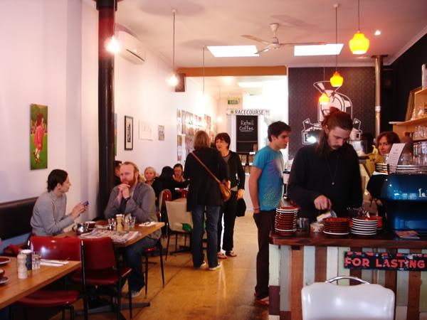 Social Roasting Coffee Company - Flemington