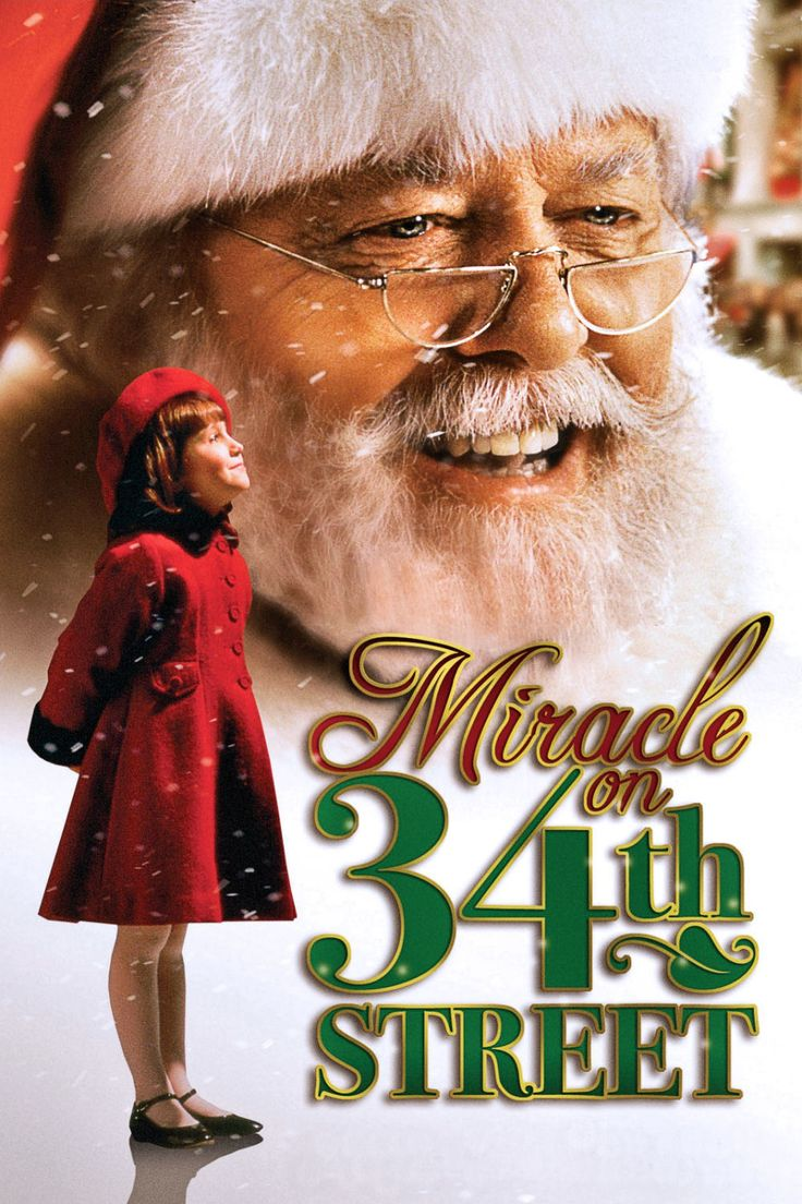 Miracle on 34th Street (1994) - Perfect viewing for Thanksgiving time!