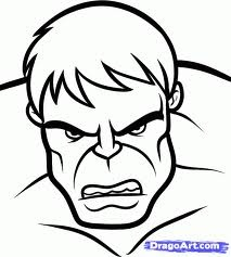Hulk face templates pinterest bulletin boards hulk for Incredible hulk face template