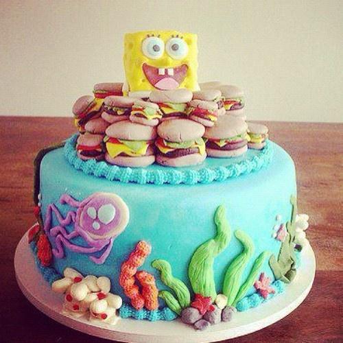 164 best Kids SpongeBob Birthday Party images on Pinterest