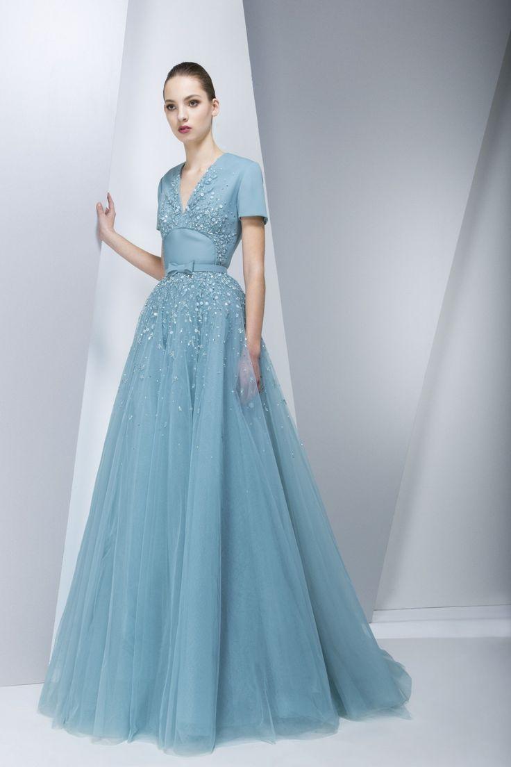96 best Something Blue images on Pinterest | Blue wedding dresses ...